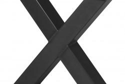 X-poot zwart - Industrieel